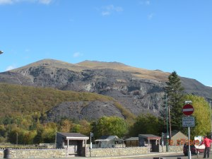 Mt. Snowdon, Llanberis, North Wales