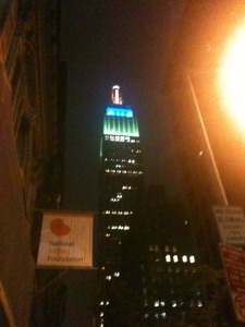 empire state bldg - nyc - 8-26-13